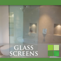 Glass Shower and Bathroom Screens
